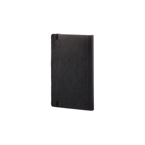 Moleskine Clas. Soft Notesbog Pocket, dotted, sort