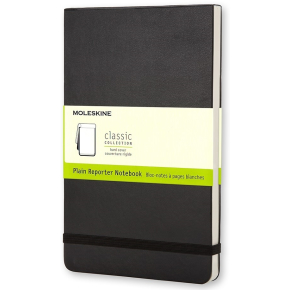 Moleskine Rep. Hard Notesbog Pocket, blank, sort