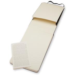 Moleskine Rep. Hard Notesbog Pocket, linj., sort