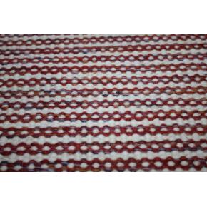 Pilas tæppe, 190x290 cm., rust
