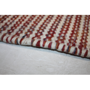 Pilas tæppe, 60x120 cm., rust
