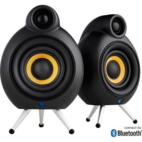 Podspeakers MicroPod Bluetooth højtalere, matsort