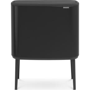 Brabantia BO Touch Bin 36 L, matt black