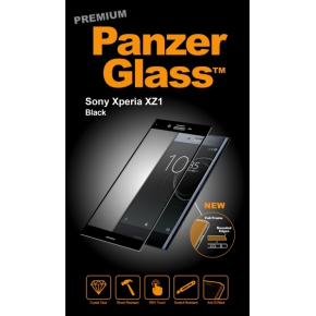 PanzerGlass PREMIUM Sony Xperia XZ1, sort