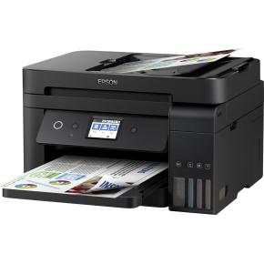Test og anmeldelser af Epson EcoTank ET-4750 MFP blækprinter - Lomax A/S