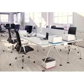 Leitz MyBox Organiseringsbakke Large, hvid