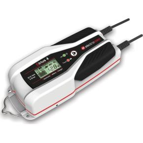Electromem batterilader Sirius 4 6/12V 4A