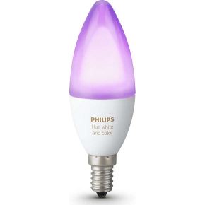 Philips HUE White + color Ambiance E14