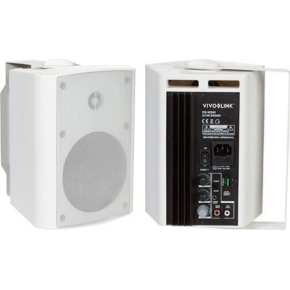VivoLink Projektor Højttalere 2x30W m/standby