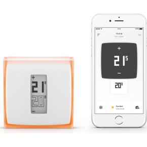 Netatmo termostat med WiFi tilslutning