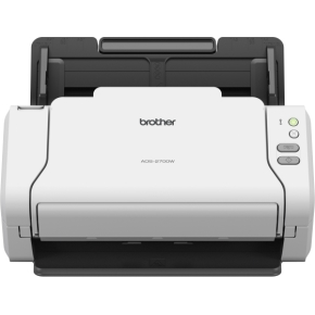 Brother ADS-2700W A4 farvescanner (Wi-Fi), hvid