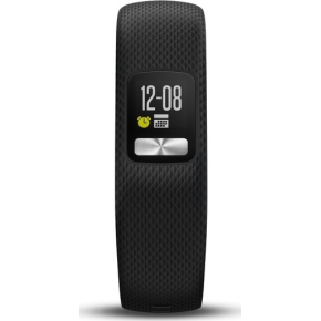 Garmin vívofit® 4 aktivitetstracker i sort (L)