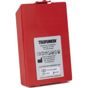 Telefunken FA1 AED hjertestarter - Fuldautomatisk