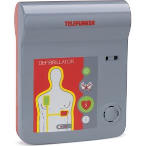 Telefunken HR1 semiauto hjertestarter, sampak 2