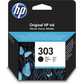 HP 303 blækpatron, sort, 200s