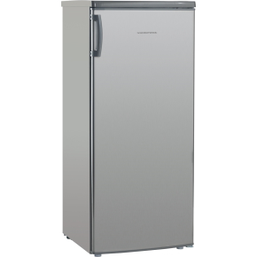 Scandomestic 200-1 SS A++ køleskab, stål