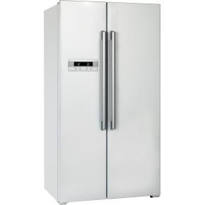Scandomestic SKF 501 A+ køle-fryseskab, hvid