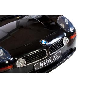 El-drevet BMW Z8 minibil, 12V, sort