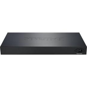 D-Link DES-1210-28P switch, 24-ports 10/100
