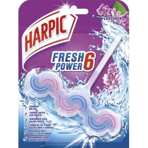 Harpic Wave Lavendel WC-Blok