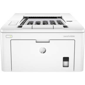HP LaserJet Pro M203dn sort/hvid A4 printer
