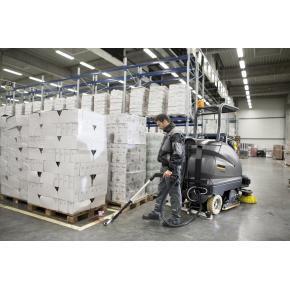 Kärcher Gulvvasker B 250 R BP Pack SB + R 120