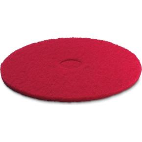Kärcher Pad rød medium, 356 mm