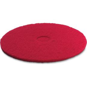 Kärcher Pad rød medium, 508 mm