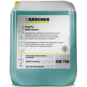 Kärcher Universel rengøringsmiddel RM 756 10 liter