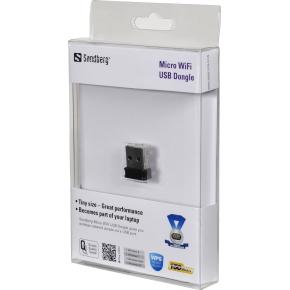 Sandberg Micro USB 2.0 Wi-Fi Dongle