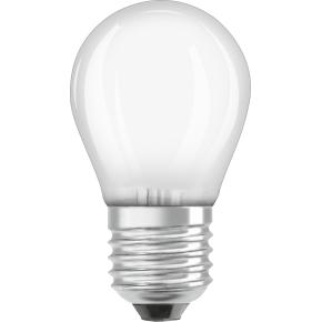 Osram LED Retro Kronepære E27, 4,5W=40W, dæmpbar