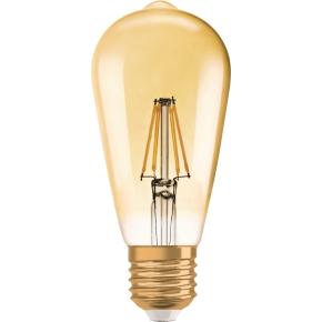 Osram Vintage 1906 LED Globepære E27, 2,8W=21W/827
