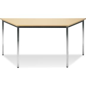Balder konferencebord 160x80x80 cm, bøg
