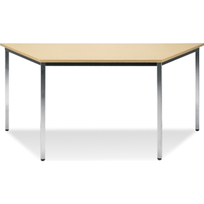 Balder konferencebord 160x80x80 cm, ahorn