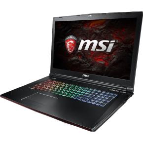 MSI GE72MVR 7RG Apache Pro Bærbar Gamer PC