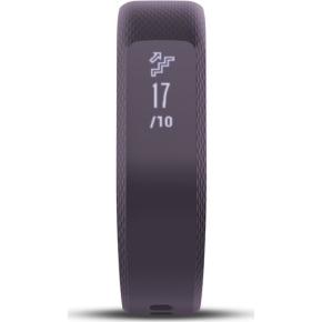 Garmin vívosmart® 3 aktivitetstracker, lilla (S/M)