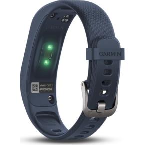 Garmin vívosmart® 3 aktivitetstracker, blå (S/M)