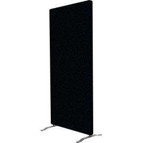 Easy skærmvæg H155xB80 cm sort