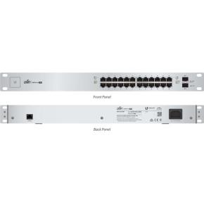 Ubiquiti ES-24-500W EdgeSwitch, 24-Ports