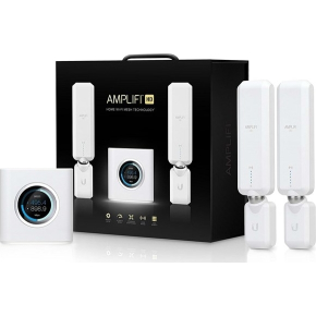 Amplifi HD Home Wi-Fi System, Router + MeshPoints