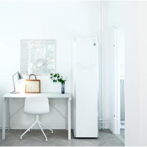 LG Styler/dampskab, hvidt
