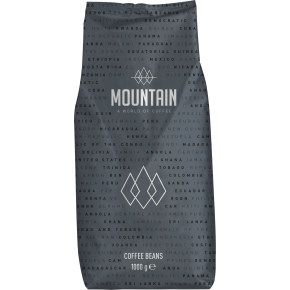 Mountain Colombia hele bønner, 1000g