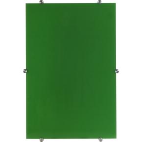 Vanerum Bright glastavle, 60 x 90 cm, grøn