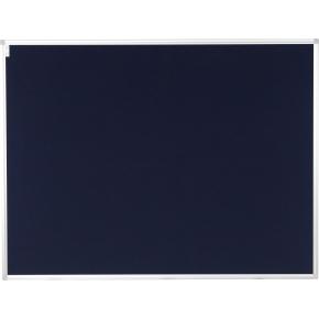 Vanerum opslagstavle 122,5x202,5 cm, blå