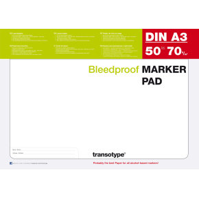 Copic Marker Pads Tegnepapir, A3
