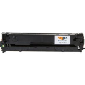 MM 128A/CE320A kompatibel HP lasertoner, sort