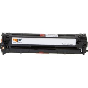 MM 128A/CE323A kompatibel HP lasertoner, rød