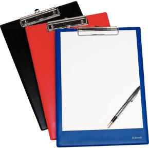 Esselte clipboard uden forside A4, blå
