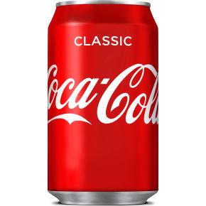 Coca Cola 33 cl inkl. pant
