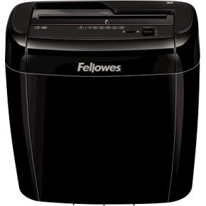 Fellowes Powershred 36C krydsmakulator, sort